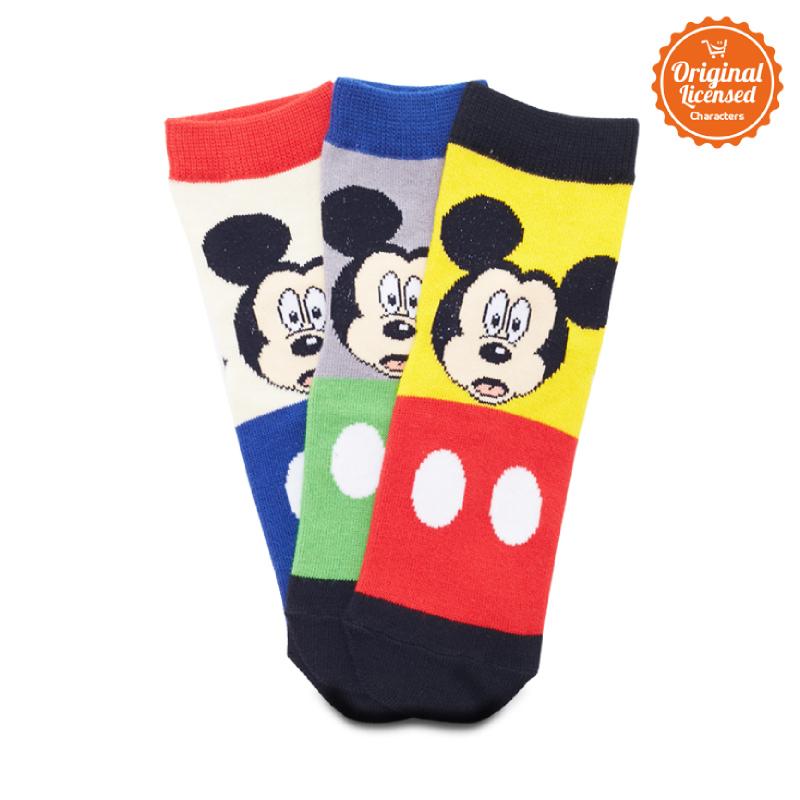 Mickey and Friends Sock Kids 5-8 Tahun NM6GA007