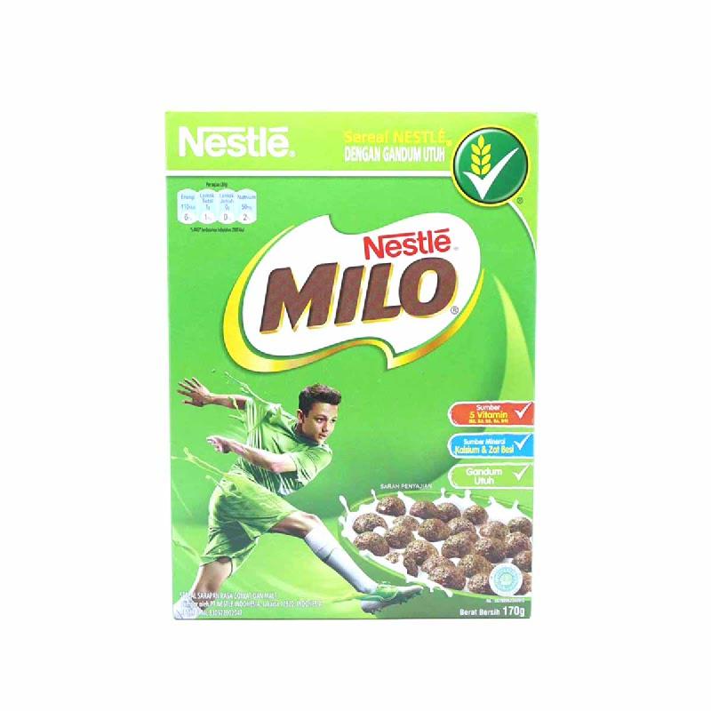 Nestle Milo Balls Cereal 170g