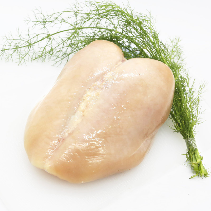 Lotte Mart Dada Ayam Tanpa Kulit 400 Gr
