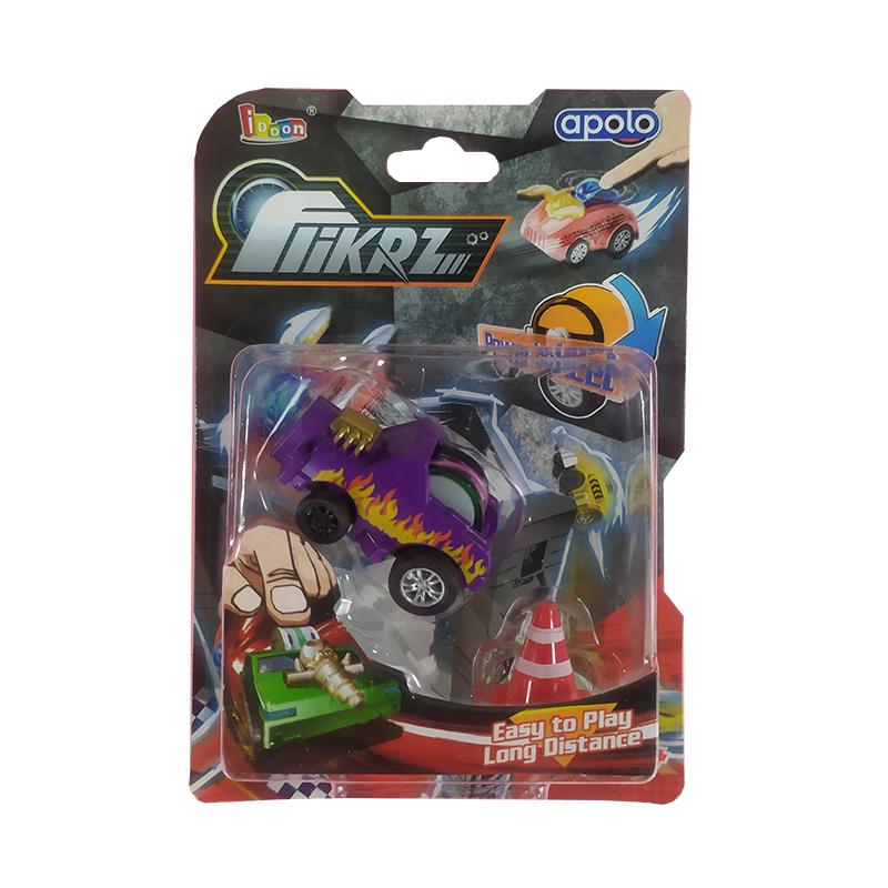 Apolo Flikrz Blister Pack Asst Purple