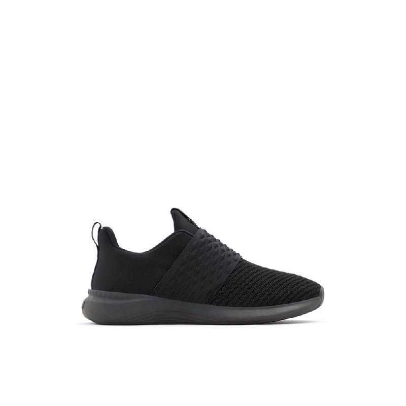 ALDO Ladies Footwear Sneakers RPPLCLEAR2B-008-Black