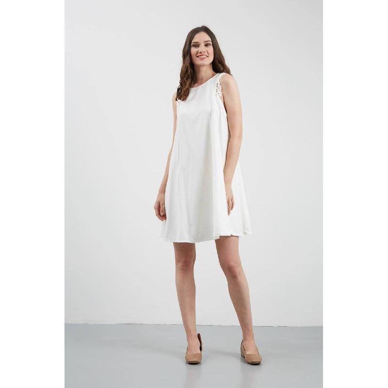 GW Krefeld Dress in White