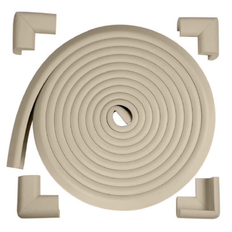 Safety Edge Corner Cushion Guard Pengaman Tepi & Sudut - Grey