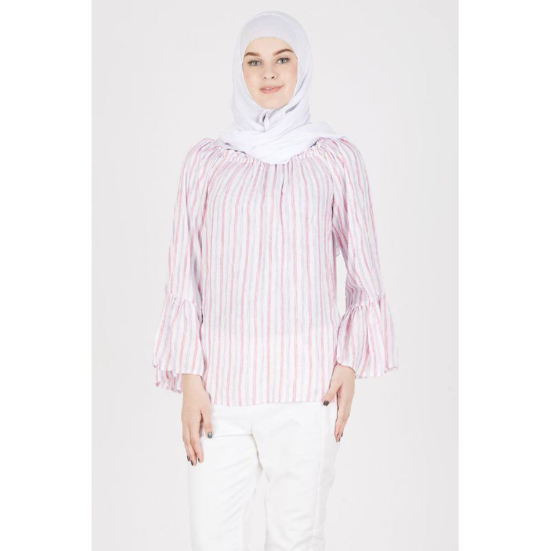 Rasha Top Purple
