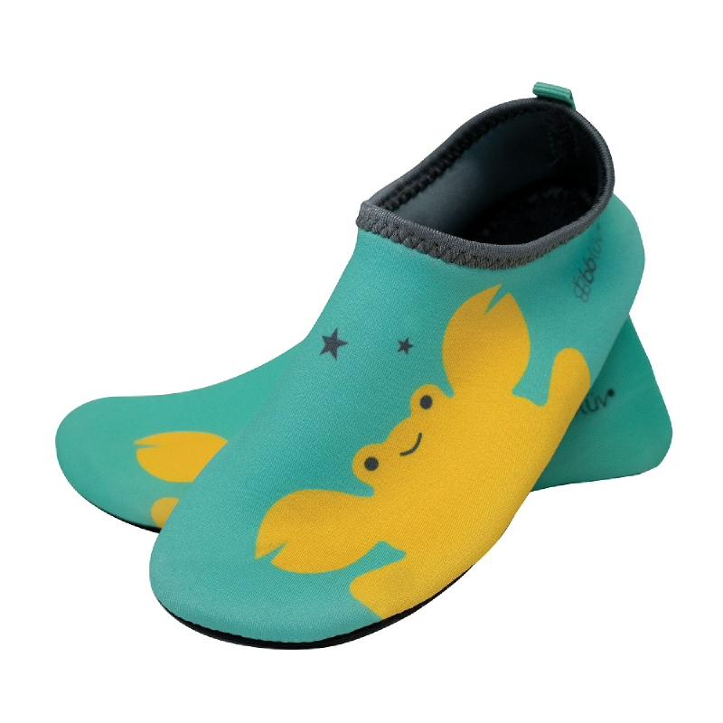 BBLUV Shooz Water Shoes Large - Aqua