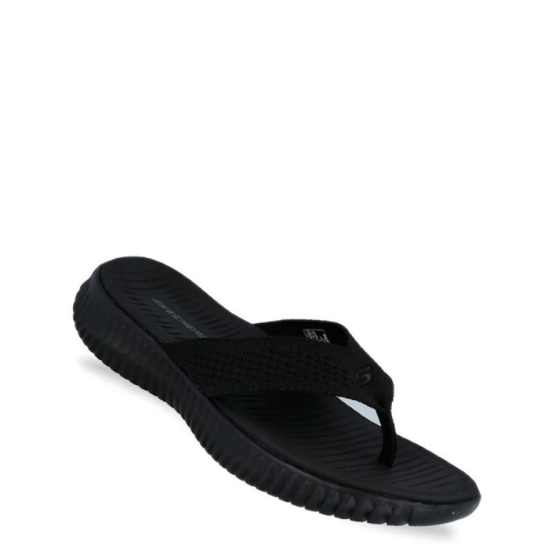 Skechers Elite Flex - Highcoast Men Sandals Black