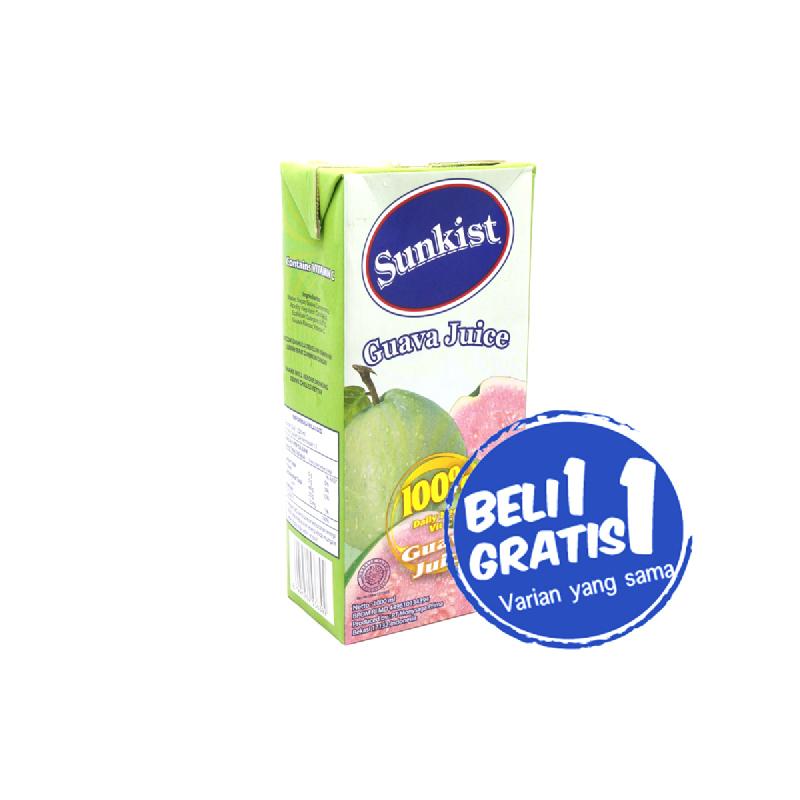 Sunkist Guava 1000 Ml (Buy 1 Get 1)