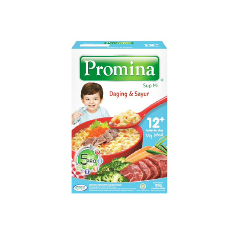 Promina Sup Mi Daging & Sayur 41 Gr