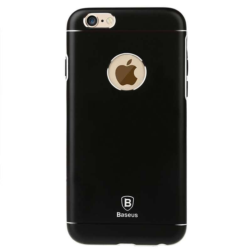 Metal case For iPhone 6 Hitam