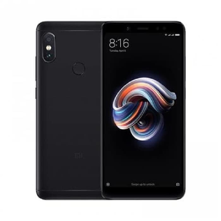 Xiaomi Note 5 4GB-64GB - Hitam