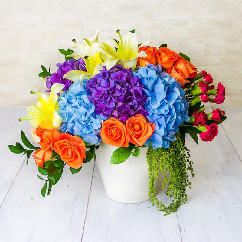 Flower Advisor - Florainbow