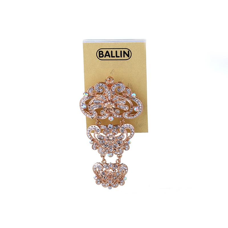 Ballin Guenloie Bros Wanita Gold
