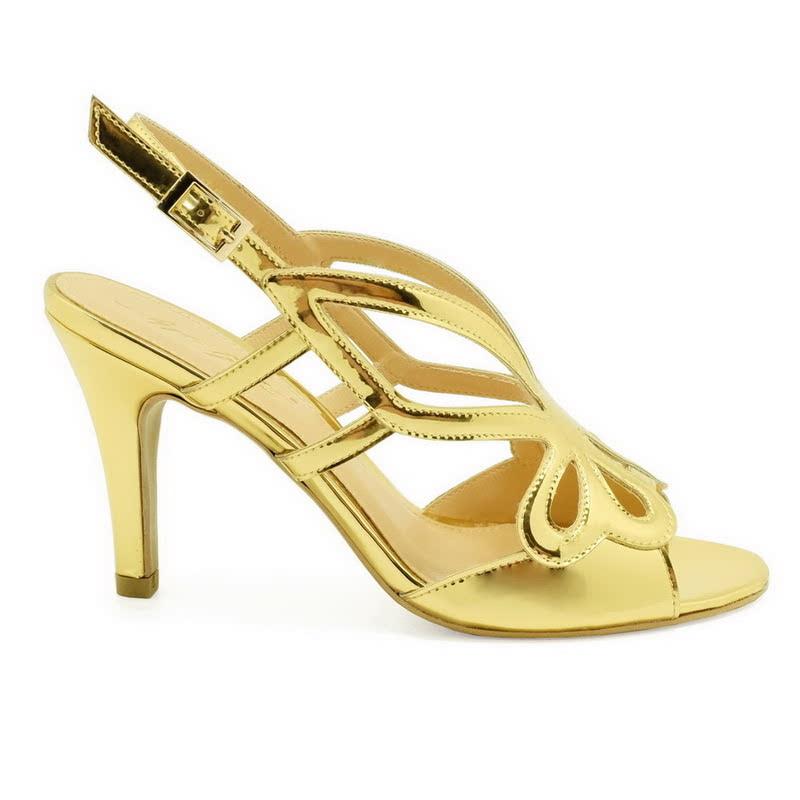 Apple Green Eleanor Heels
