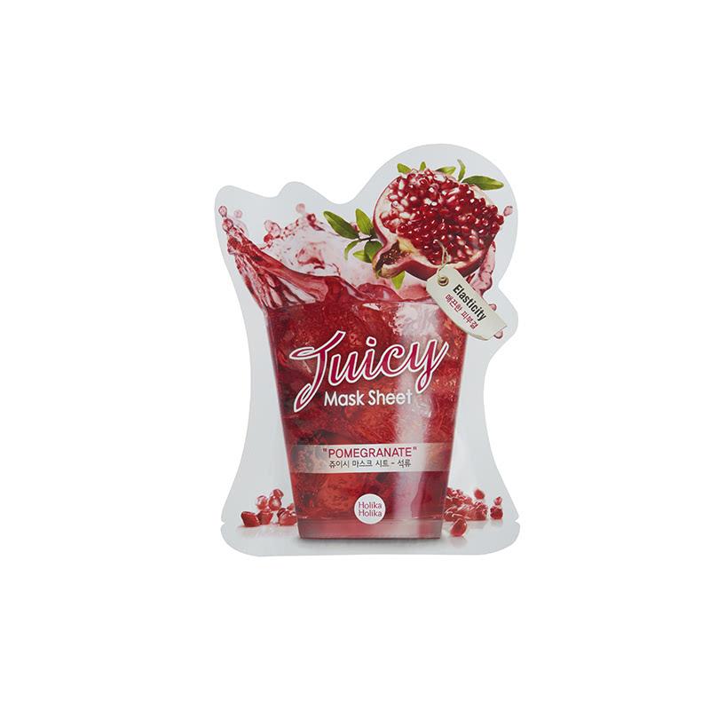Holika Holika Pomegranate Juicy Mask Sheet