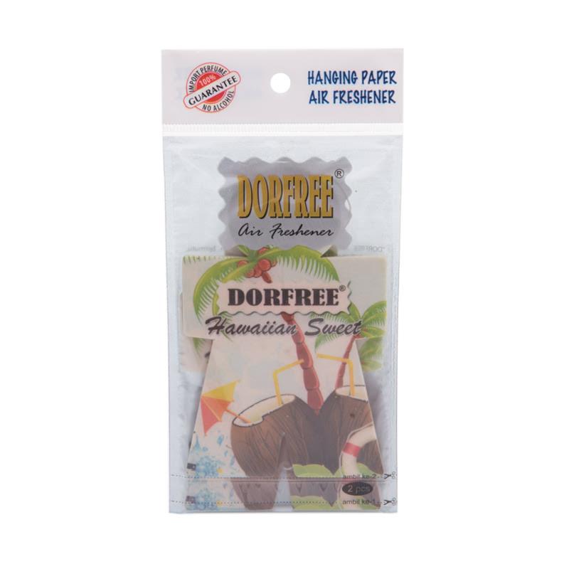 DORFREE Hanging Paper - Hawaiian Sweet (2 pc)