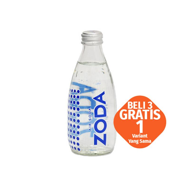 Zoda Botol 250 Ml (Buy 3 Get 1)