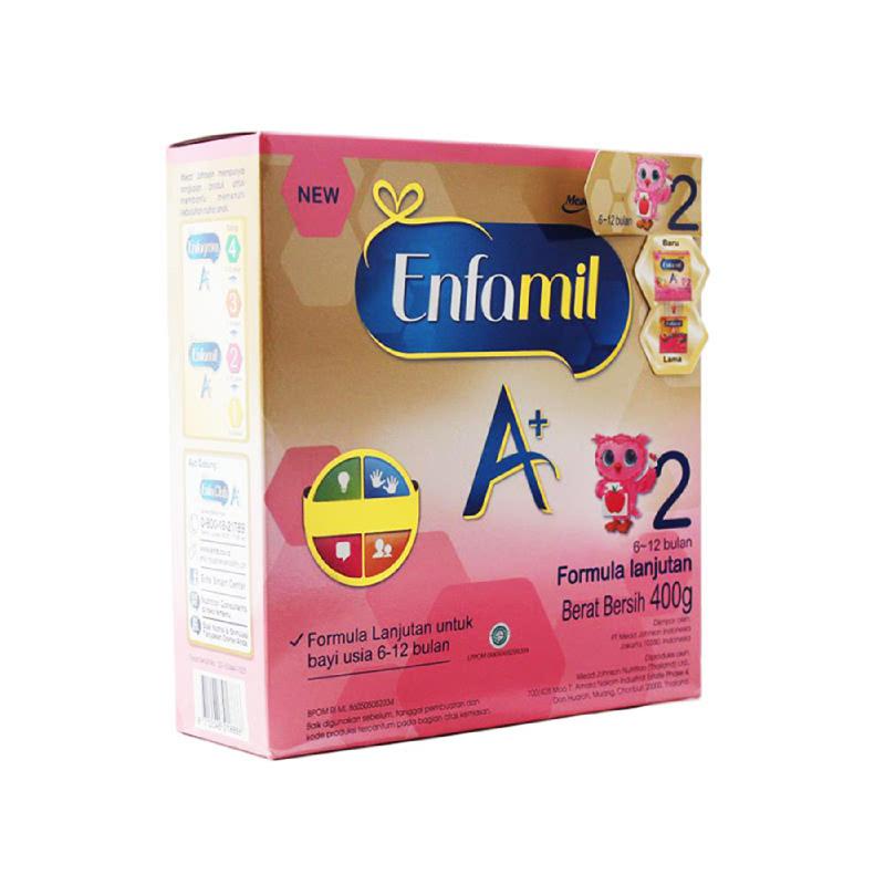 Enfamil Powder Formula A+ 2 Prebiotic Box 400G
