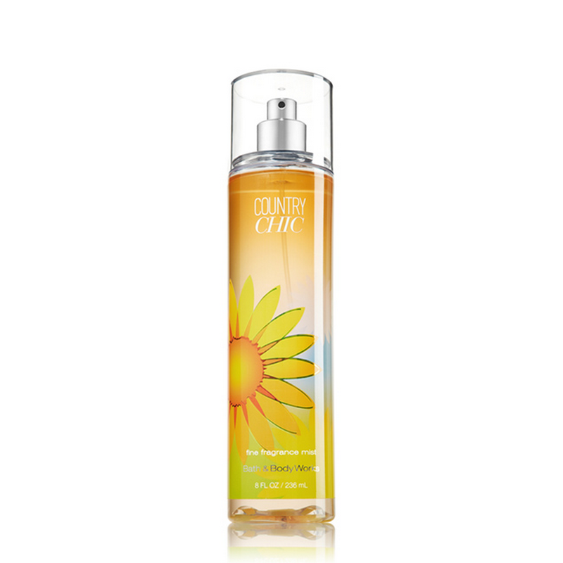 Bath and Body Works Fragrance Mist Country Chic 236ml