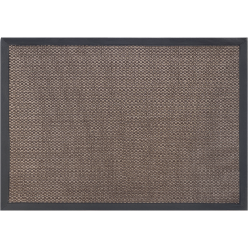 Karpet Sisal Ori Grey Anyaman 140x200 cm