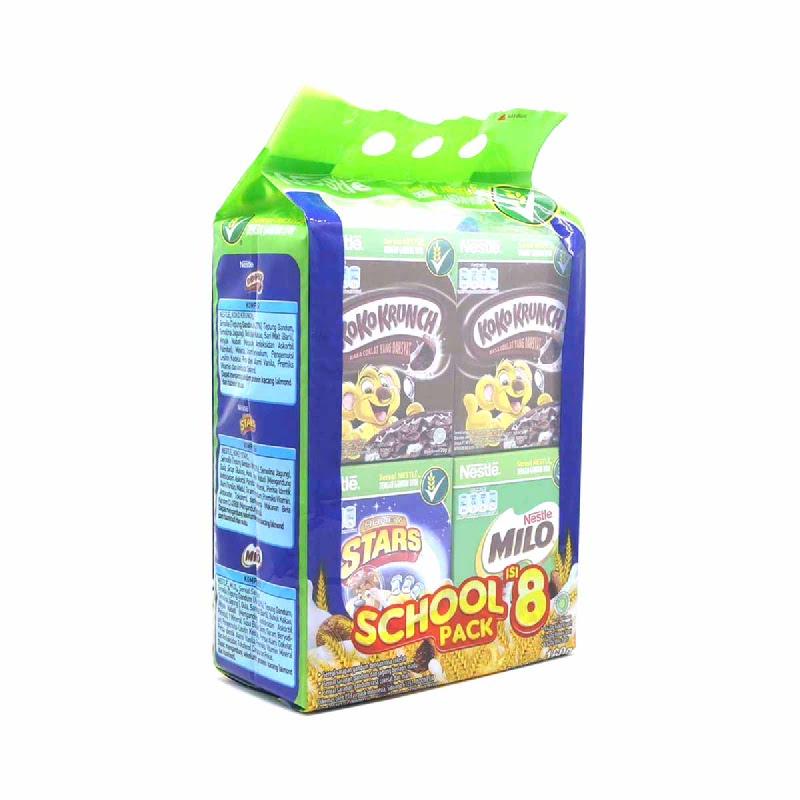 Nestle School Pack Cereals (8x20g)