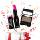 Absolute New York Matte Stick Lipstick Cerise Pink + Eye Artiste Tiramisu