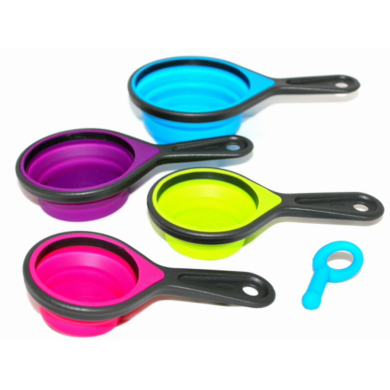 Folding Silicone Measuring Cup