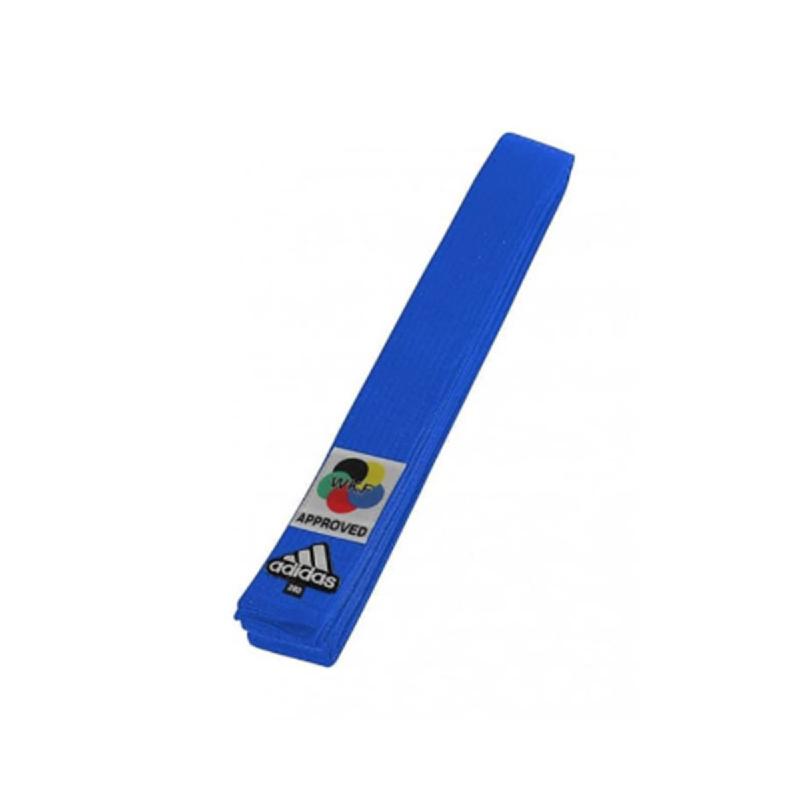 Adidas Combat Elite Belt Blue