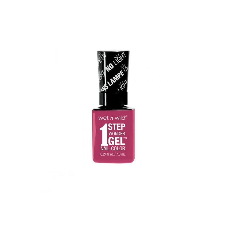 1 Step Wonder Gel Nail Color Its Sher-Bert Day!