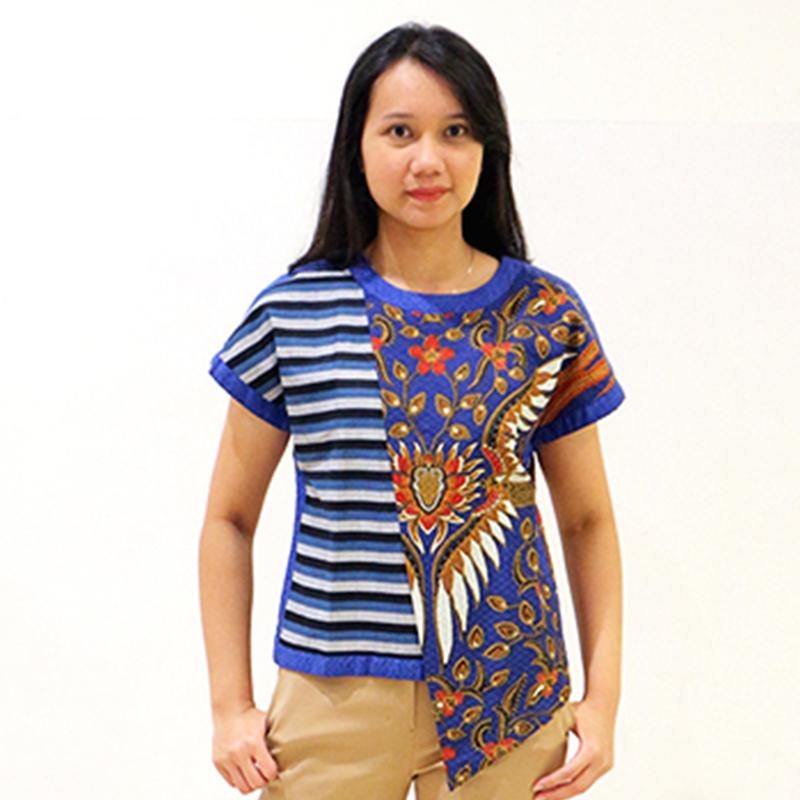 Batik Semar Titi Blouse (Size XL)