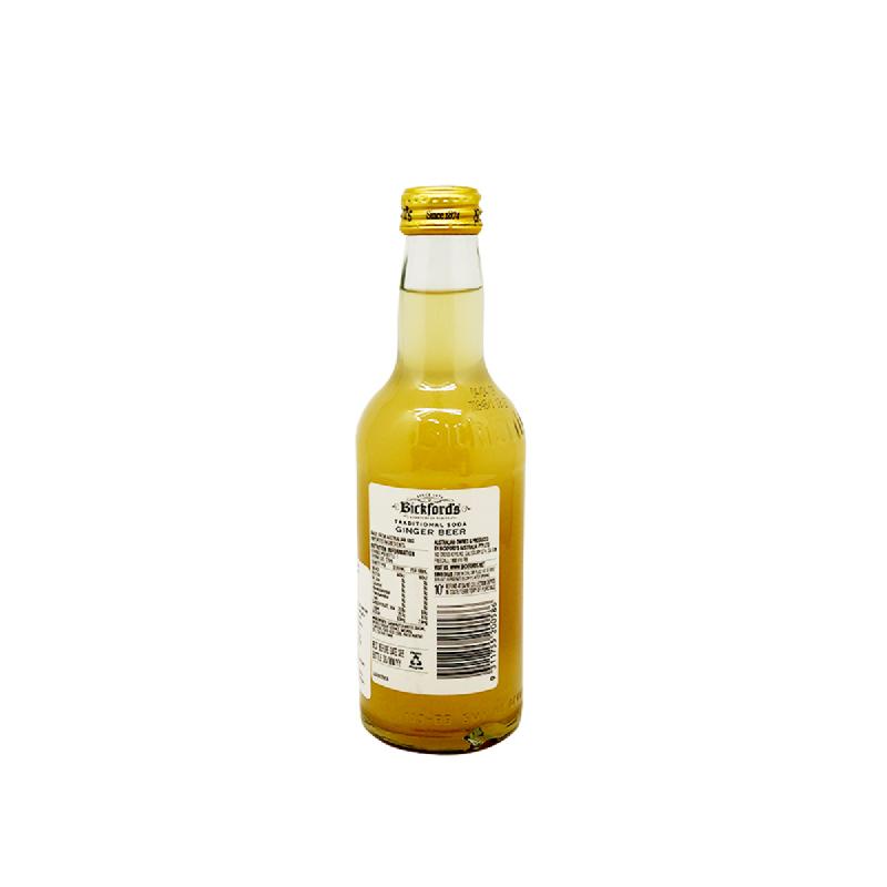 Bickfords Oldstyle Ginger Beer   275 Ml