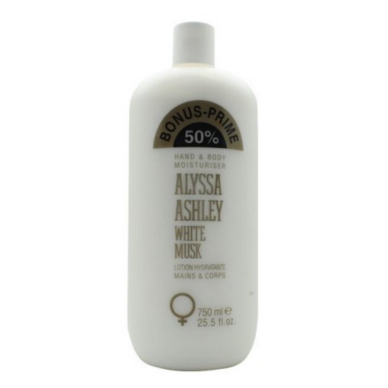 Alyssa Ashley White Musk (Body Lotion) 750 ML