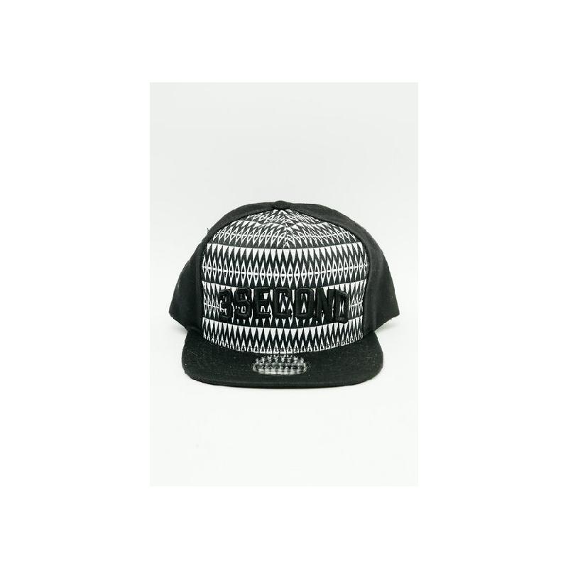 3Second Men Hat 0505 Black