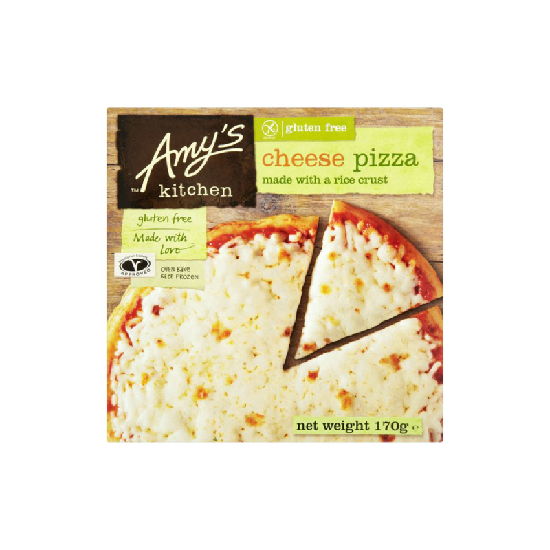 Amys Kitchen Cheese Pizza 170g