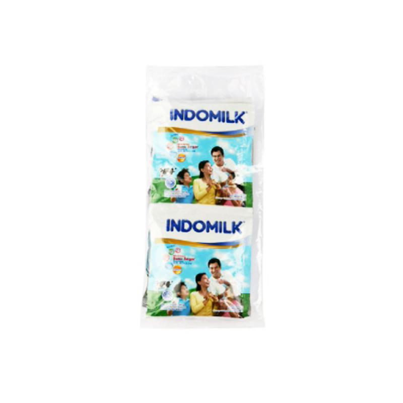 Indomilk Skm Sachet-Plain 6 X 40 Gr