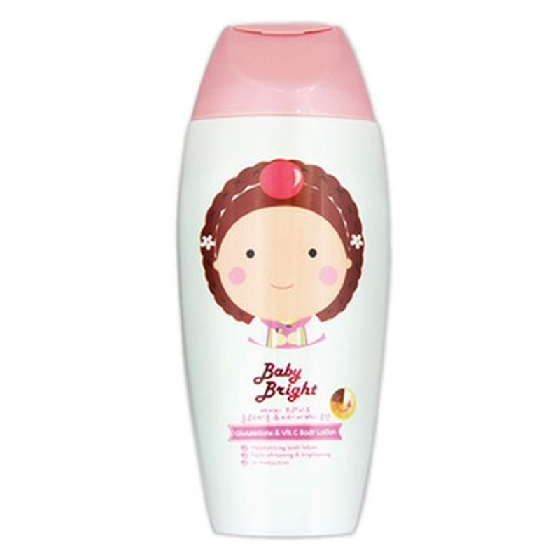 Baby Bright Glutathione & Vit. C Body Lotion 150ml