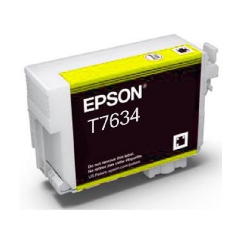Epson Y 25,9ML INK CART For SC-P607
