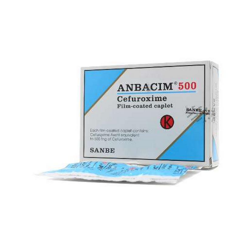 Anbacim 500 mg Tab
