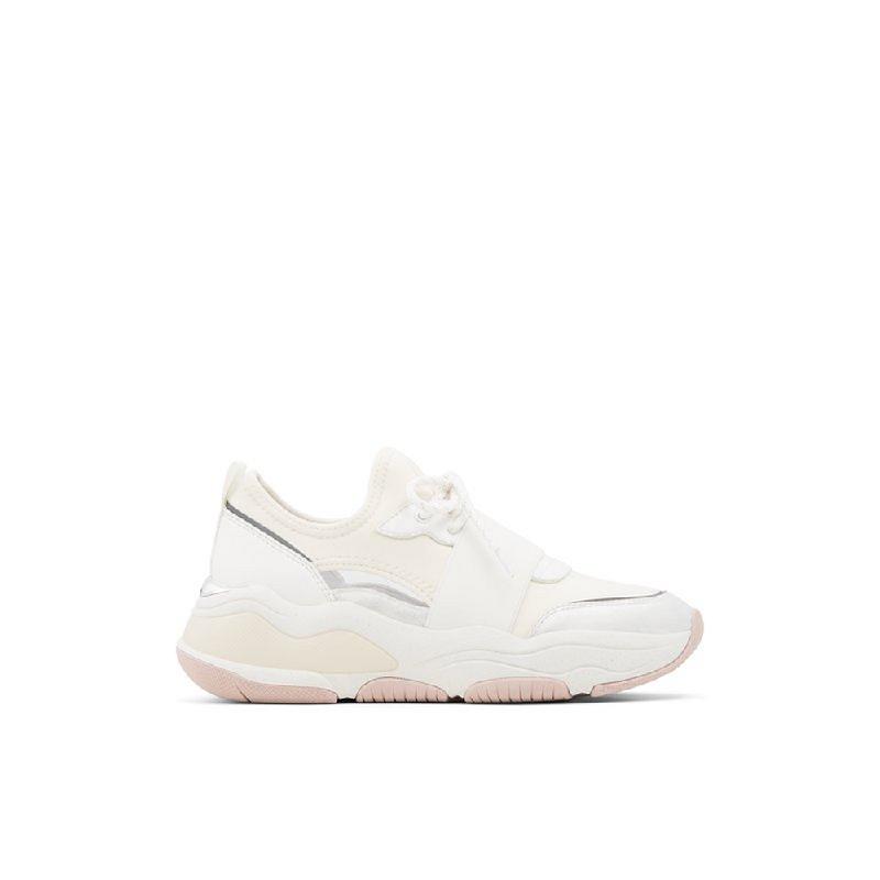 Aldo Ladies Footwear Sneakers REV-100 White