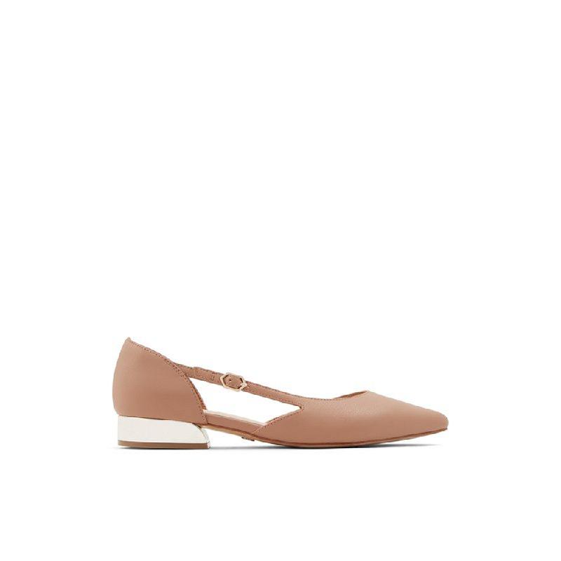 ALDO Ladies Footwear Flats Shoes KAMILLA-270-Light Beige