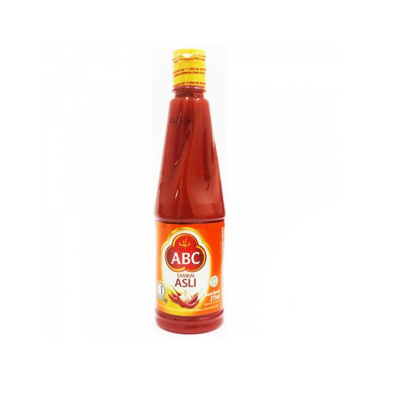 Abc Saus Sambal Asli 275Ml