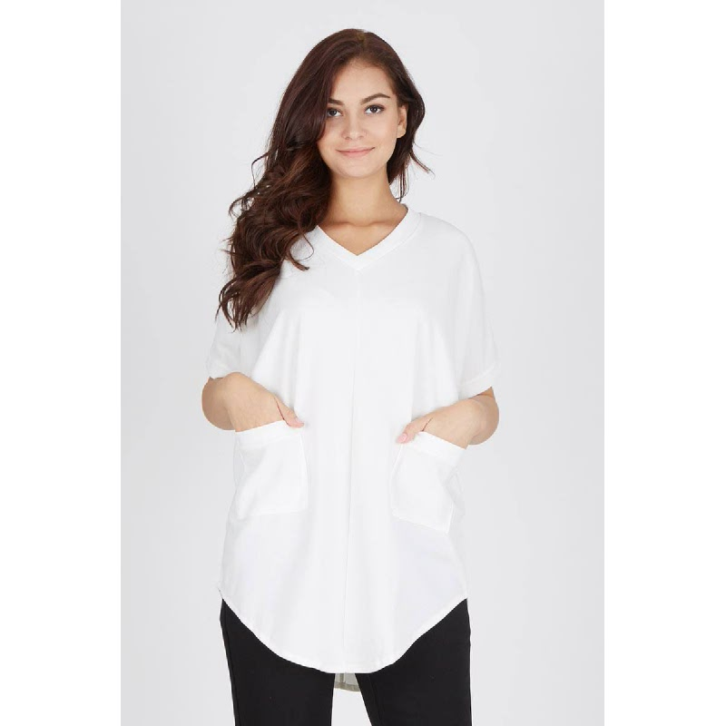 Francois Neubow Top in White