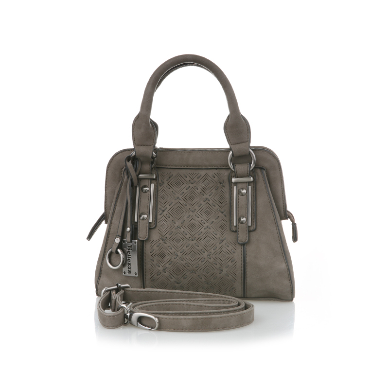 Bellezza Hand Bag CZ29054 Dark Grey