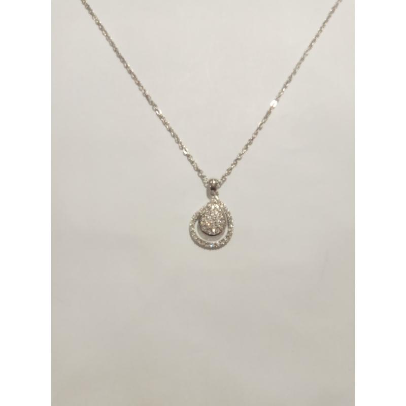 Ballin - Women Necklace GD N7320S Silver 2