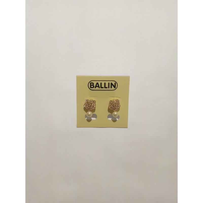 Ballin - Women Earring YZ E14914G Gold