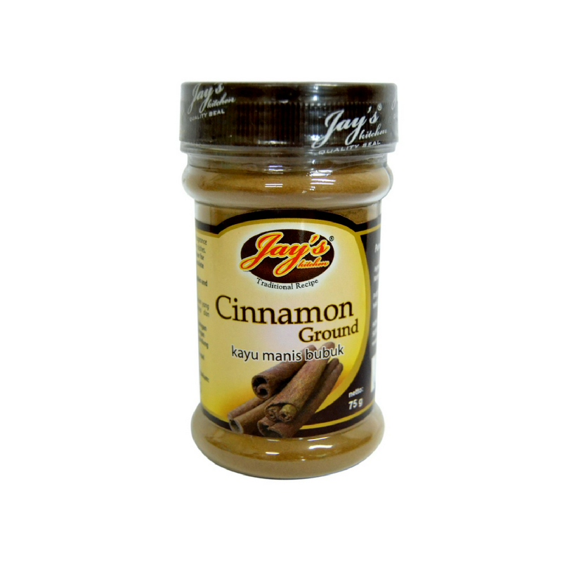 Jay S Cinamon Ground 75Gr