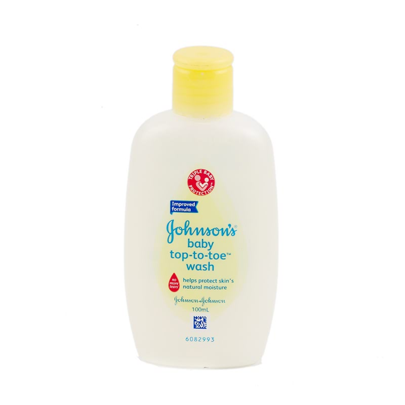 Johnsons Baby Top To Toe Wash 100 Ml