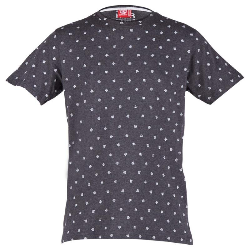 Full Print Autobots T-Shirt Black