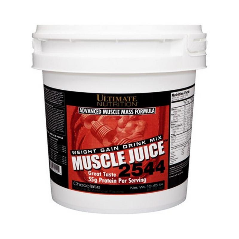 Muscle Juice 10.45 lb (4,75 kg) Chocolate