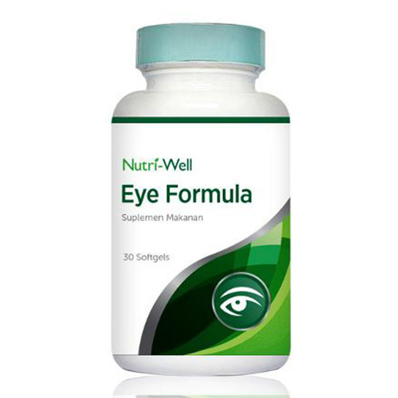 Nutriwell Eye Formula 30 Softgell
