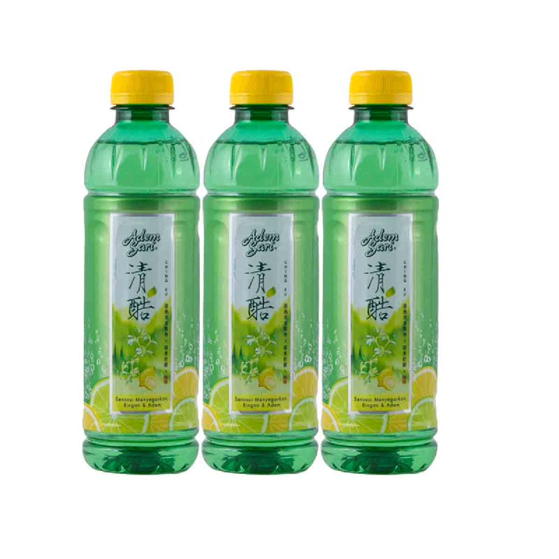Adem Sari Chingku Botol 350 Ml (Buy 2 Get 1)